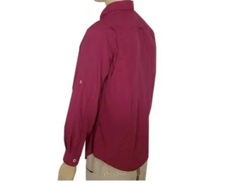 Camisa c/ Proteção UV 30+ Ballyhoo Crisis - NOVA - Foto 6