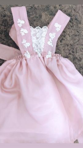 Vestido de luxo e sapatinho - Foto 2