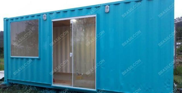 Kitnet Rústica em Container - Foto 4