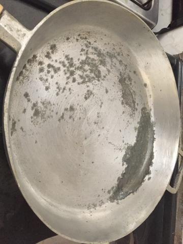 Frigideira aço inox 40x40 cm - Foto 2