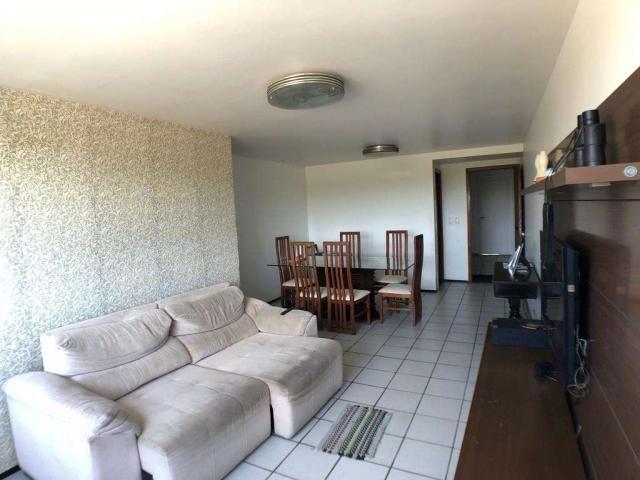 Apartamento com 3 quartos Vizinho ao Iguatemi - Patriolino Ribeiro - Guararapes, Fortaleza - Foto 6
