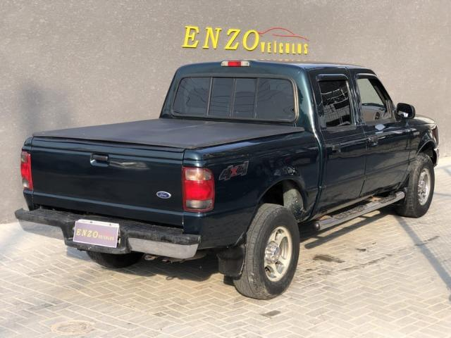 Ford Ranger XLT (C.Dup) 4X4 2.8 TB-IC - Foto 10