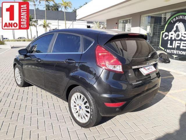 Fiesta TIT./TIT.Plus 1.6 16V Flex Aut. - Foto 2