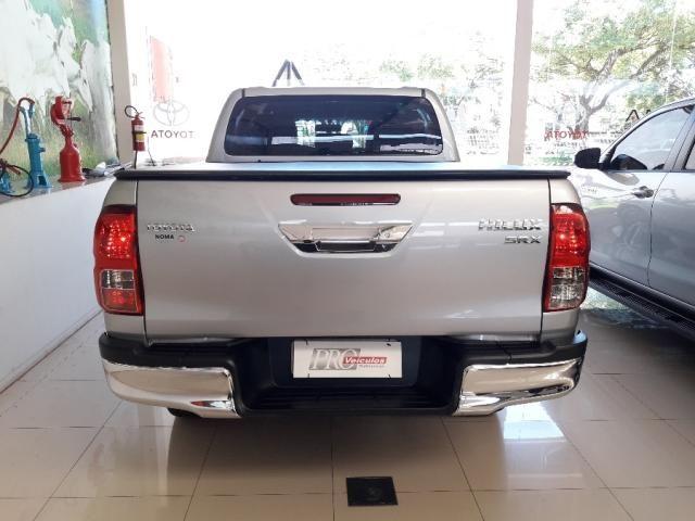 Toyota Hilux Cabine Dupla SRX 4P - Foto 4