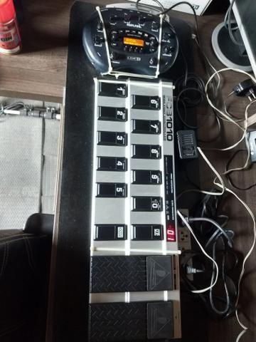 FCB 1010 Midi Foot Controller Behringer - Foto 4