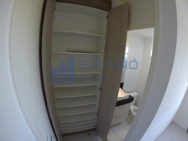 MR- Excelente apartamento na Praia da Baleia, 2Q com suíte e Varanda Gourmet - Foto 12