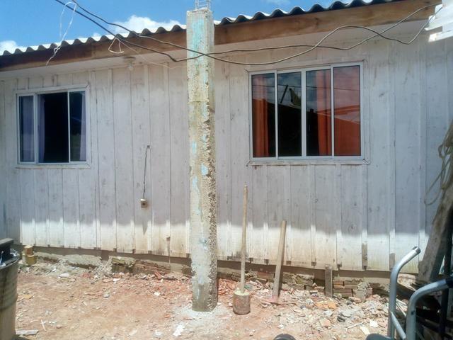 Casa todo murado asfalto esgoto valor 120.000 - Foto 14
