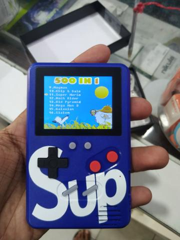 Mini game Boy 500 em 1 - Foto 3