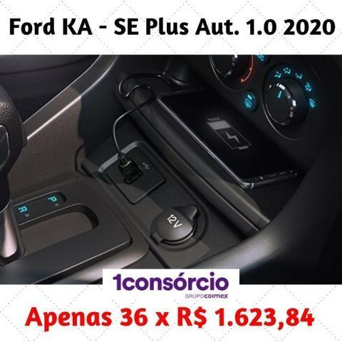 Ford KA Se/Se Aut. 1.0 2020 - Foto 9