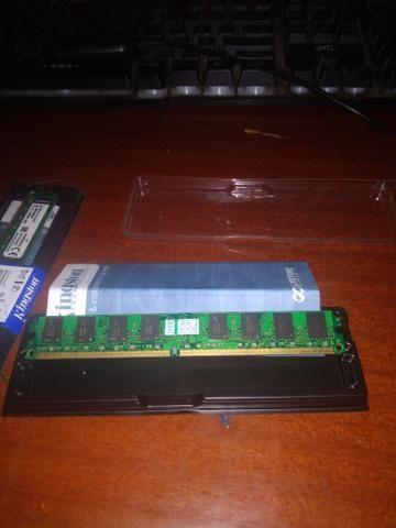 Memória RAM 2g cada uma - Foto 5