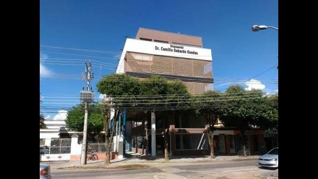 Amplas salas comerciais - Centro Empresarial Camilo Gebardo - Paraíba do Sul-RJ - Foto 5