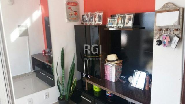 Apartamento à venda com 1 dormitórios em Vila nova, Porto alegre cod:BT8574 - Foto 7