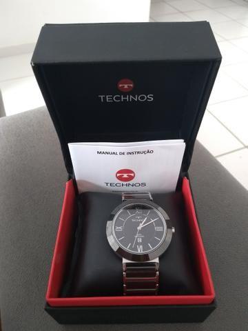 Relógio Technos Sapphire - Bijouterias, relógios e acessórios ... 207fab0c4e