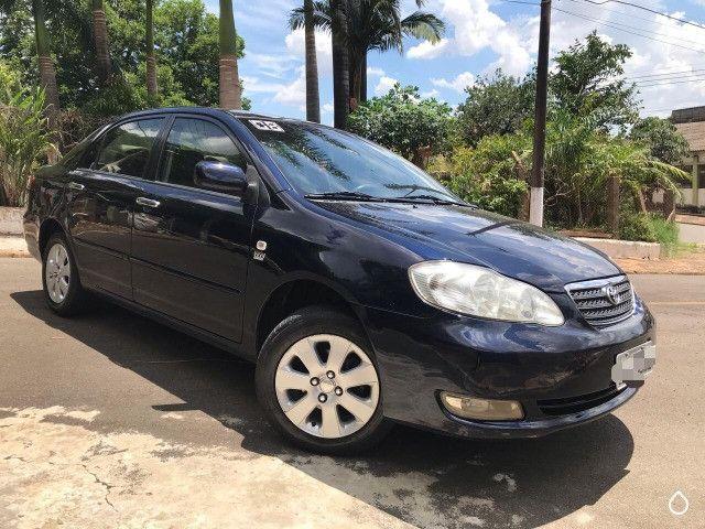 Corolla Sedan XEI 1.8 Automático 2008
