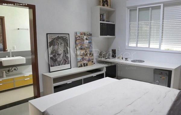 Casa em Condomínio para Venda em Goiânia, Residencial Aldeia do Vale, 3 dormitórios, 3 suí - Foto 9