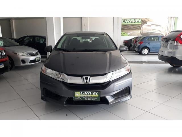 Honda City Sedan Lx 1.5 Flex 16v 4p Aut. - Foto 4