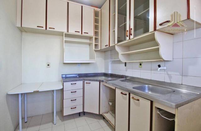 Apartamento de dois dormitórios com garagem imediações Carrefour da Bento - Foto 6