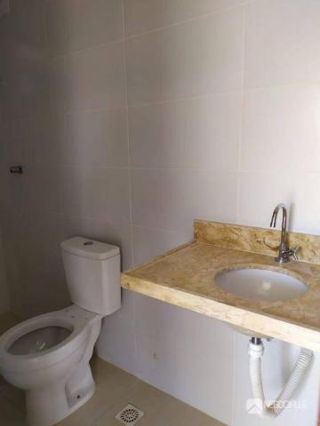 Apartamento com 2 dormitórios à venda, 63 m² por R$ 290.000,00 - Intermares - Cabedelo/PB - Foto 13