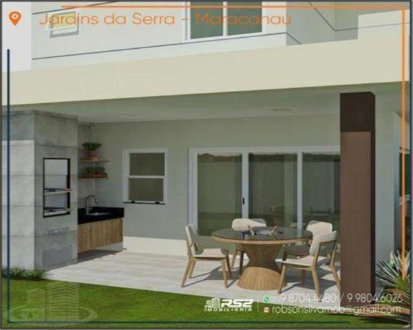 Casa em Condomínio para Venda em Maracanaú / CE no bairro Cágado, Casa a venda Jardins da  - Foto 2