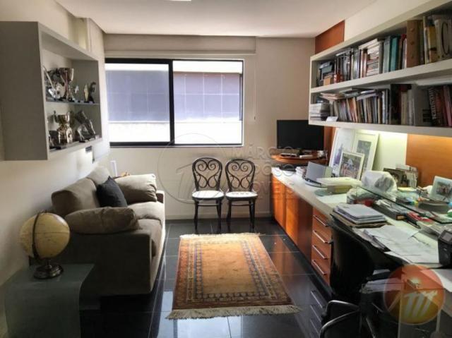 Apartamento à venda com 4 dormitórios em Ponta verde, Maceio cod:V453 - Foto 7