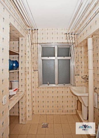 Apartamento com 3 dormitórios à venda, 130 m² por R$ 949.000 - Duas vagas de garagem - Pra - Foto 9