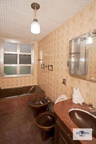 Apartamento com 3 dormitórios à venda, 130 m² por R$ 949.000 - Duas vagas de garagem - Pra - Foto 18