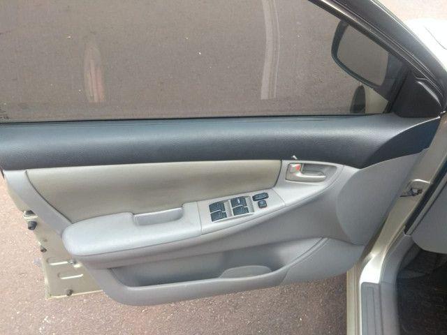 Toyota Corolla 2003 XEI 1.8 Mec - Foto 5