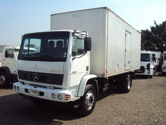 Caminhão Mb1719 atron - Foto 3