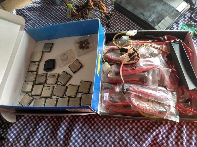 Peças de informática Troco por tv com HDMI - Foto 3