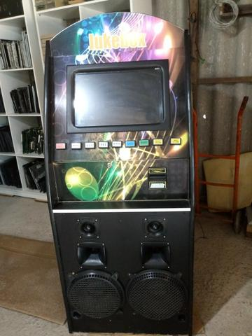 Maquina de musica jukebox