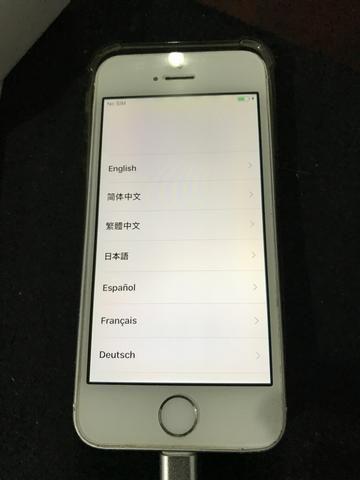 IPhone 5s 16gb prata - Foto 4