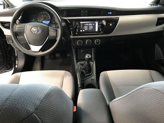 Corolla 2016/2016 1.8 gli 16v flex 4p manual - Foto 8