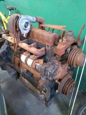 Motor Trator Valtra