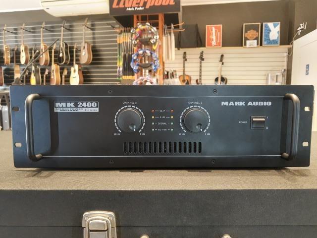 Amplificador Mark Audio 400W RMS (Novo)