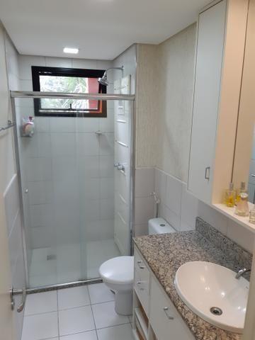 Vieira Alves - Apartamento Santa Clara com 3 suítes 100% mobiliado - Vendo 525 mil - Foto 18