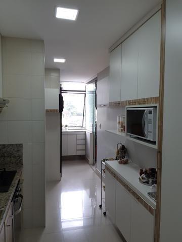 Vieira Alves - Apartamento Santa Clara com 3 suítes 100% mobiliado - Vendo 525 mil - Foto 5