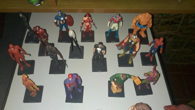 Miniaturas Marvel Eaglemoss - Foto 3
