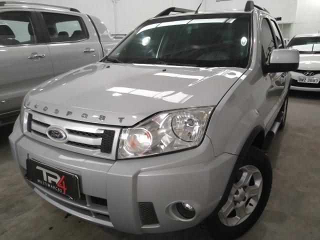 Ecosport XLT 2.0 Autom. Prata 2011