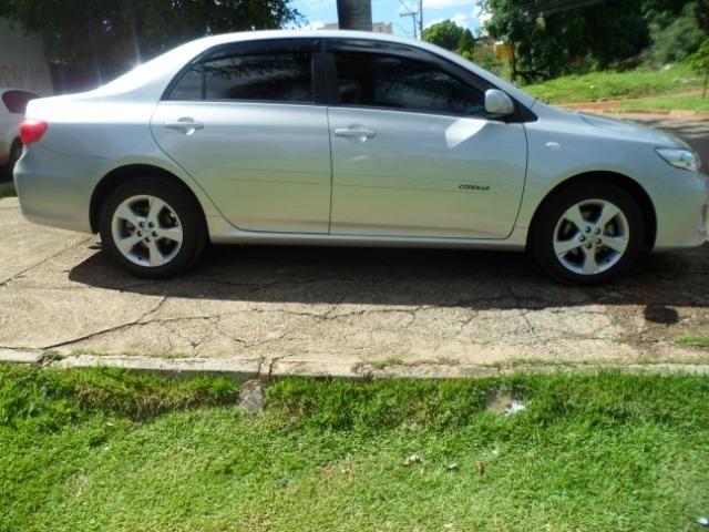 Corolla 1.8 XLI Mod 2013 Automático , Completo, Pneus Novos, Ágio R$19.990 + 60x 880,00 - Foto 8