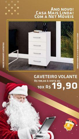 Estante com várias gavetas   Volante   Promoção De Natal !!! pronta entrega