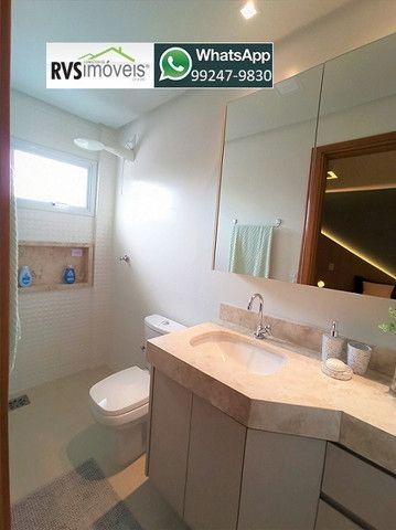 Casa em condomínio fechado 3 quartos sendo 3 suítes plenas no Sítio Santa Luzia - Foto 18