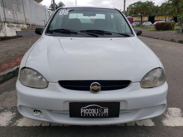 Chevrolet Corsa classic completo vendo troco e financio R$ 18.900,00 - Foto 9