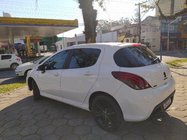 Peugeot 308 ano 2017 Thp Turbo Segundo Dono Remap e Filtro 64 mil km com Teto e Difusor - Foto 2