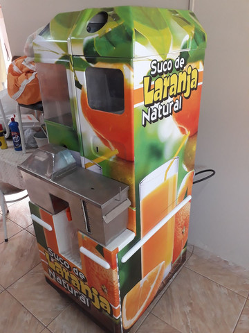 Vende-se máquina de suco  - Foto 2