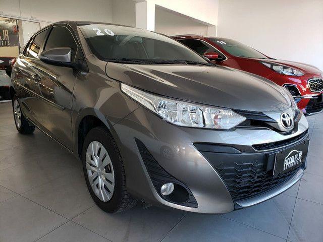 Toyota Yaris XL  1.3 Automático , mod 2020 garantia de fabrica , impecavel - Foto 11