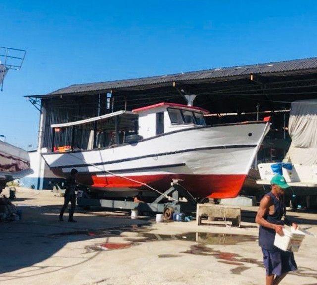 Barco 13,5mts / Passeio-Pesca-Turismo - Foto 3