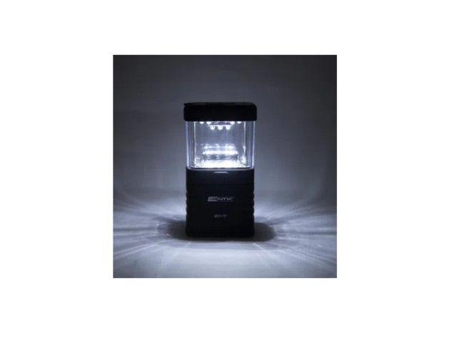 Mini lampião NTK com iluminação em 360°, compacto e em material resistente de 20 lúmens - Foto 4
