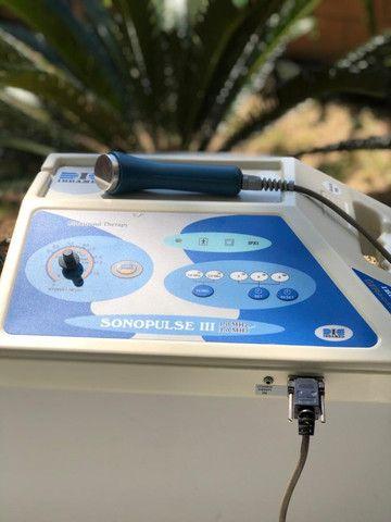 Sonopulse III Ibramed - Aparelho de Ultrassom 1 E 3MHZ (2X1) - Foto 6