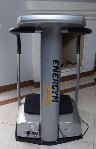 Plataforma Vibratória Up Fitness seminova  - Foto 6