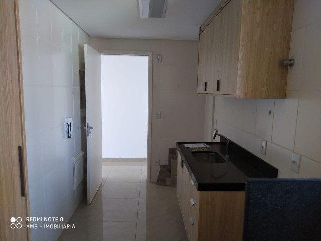 Apartamento no Edifício Paço de Santa Teresa, 97 m² , 03 quartos, armários, financiável! - Foto 4
